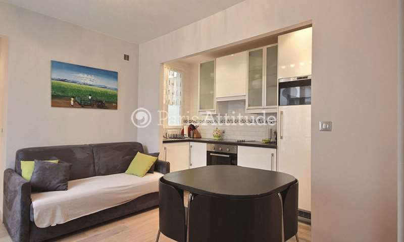 Rent Apartment 1 Bedroom 30m² rue Beautreillis, 75004 Paris