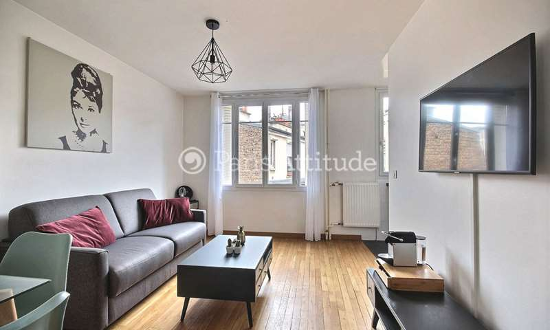 Rent Apartment Studio 22m² quai Louis Bleriot, 16 Paris
