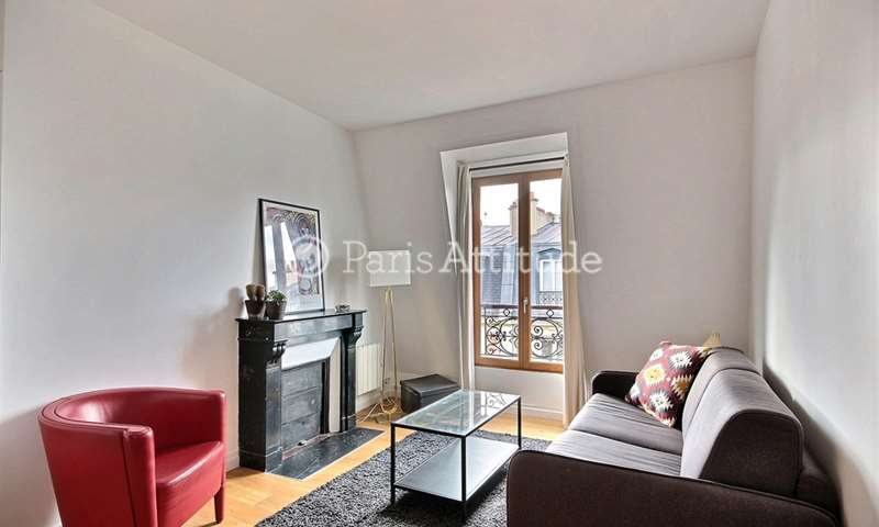 Aluguel Apartamento Quitinete 20m² rue Cavallotti, 18 Paris