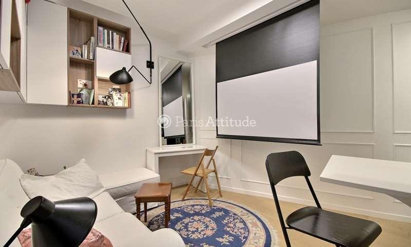 Location Appartement 1 Chambre 28m² rue Ordener, 18 Paris