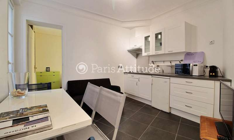 Rent Apartment 1 Bedroom 28m² rue Ordener, 75018 Paris