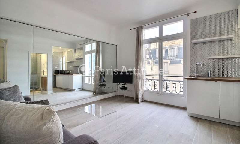 Rent Apartment Studio 25m² avenue des Champs elysees, 8 Paris