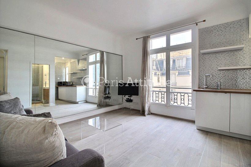 Aluguel Apartamento mobiliado Quitinete 25m² avenue des Champs elysees, 75008 Paris