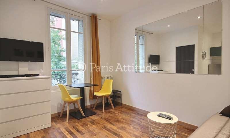 Rent Apartment Studio 20m² rue Felix Faure, 94300 Vincennes
