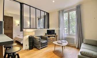 Rent Apartment 1 Bedroom 31m² rue du Fer a Moulin, 5 Paris