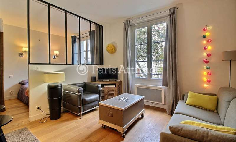 Rent Apartment 1 Bedroom 31m² rue du Fer a Moulin, 5 Paris