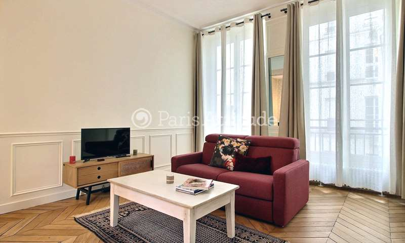 Rent Apartment 1 Bedroom 67m² quai d Orleans, 4 Paris