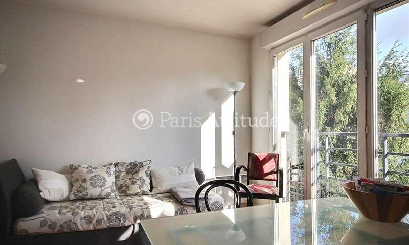 Rent Apartment 1 Bedroom 43m² rue de Bagnolet, 20 Paris