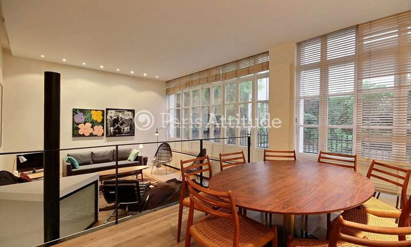 Rent Loft 1 Bedroom 103m² rue Charlot, 3 Paris