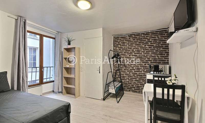 Rent Apartment Studio 20m² rue de la Folie Mericourt, 11 Paris