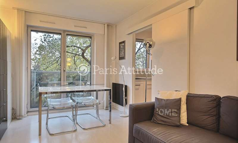 Rent Apartment 1 Bedroom 37m² avenue du Maine, 75014 Paris