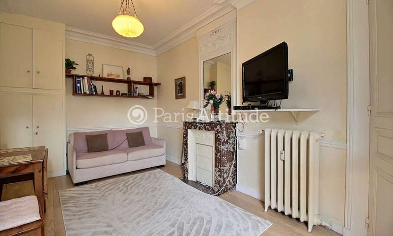 Rent Apartment 1 Bedroom 32m² rue de Quatrefages, 5 Paris