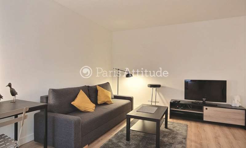 Rent Apartment 1 Bedroom 38m² avenue Niel, 17 Paris