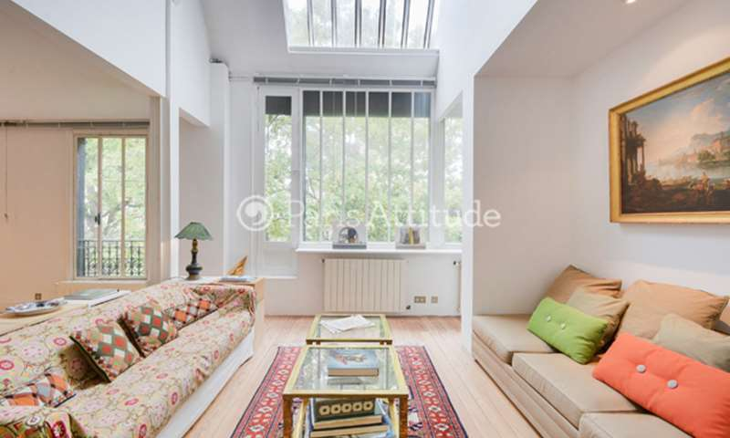 Rent Duplex 3 Bedroom 158m² rue de la Tombe Issoire, 75014 Paris