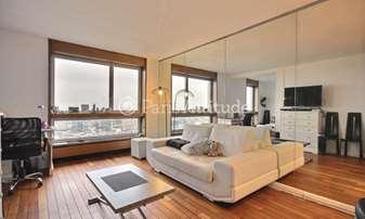 Rent Apartment 1 Bedroom 43m² quai de Grenelle, 15 Paris