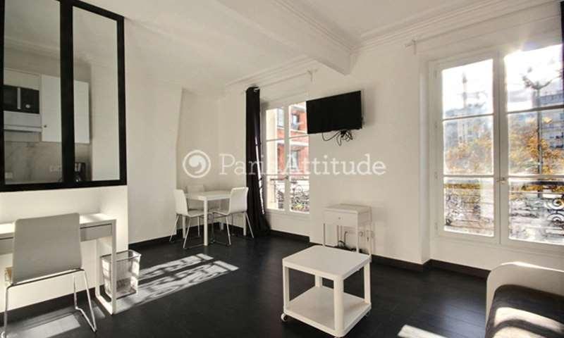 Rent Apartment Studio 28m² Place du marché, 92200 Neuilly sur Seine