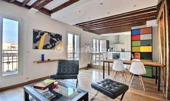 Rent Apartment 2 Bedrooms 60m² rue Jean Pierre Timbaud, 11 Paris