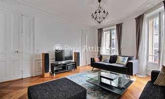 Rent Apartment 2 Bedrooms 92m² rue de Constantinople, 8 Paris