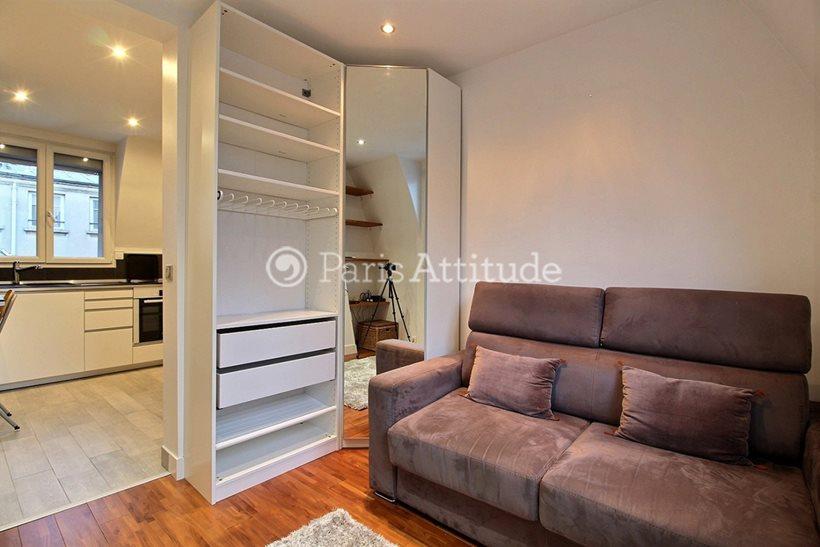 Aluguel Apartamento mobiliado Quitinete 21m² cite de Trevise, 75009 Paris