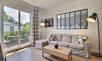 Rent Apartment 1 Bedroom 50m² rue alexandre Bertereau, 92200 Neuilly sur Seine