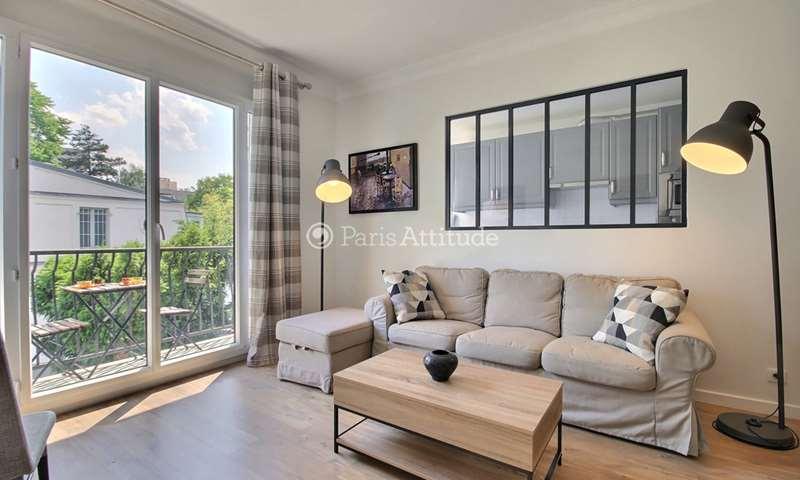 Aluguel Apartamento 1 quarto 50m² rue alexandre Bertereau, 92200 Neuilly sur Seine