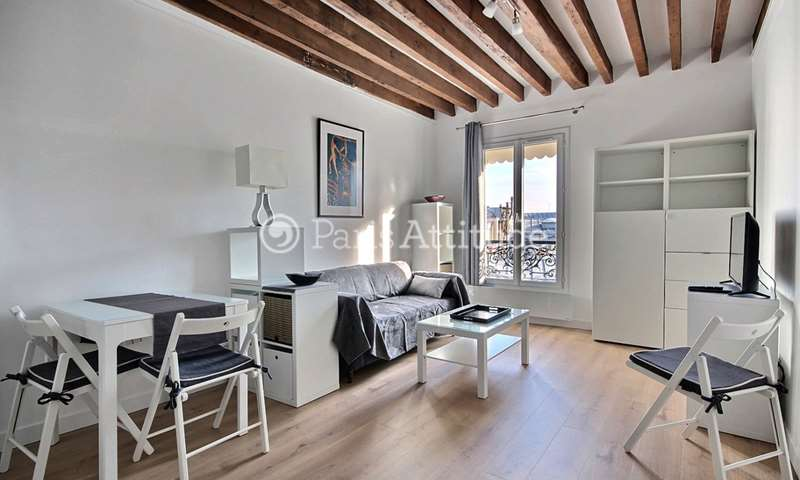 Rent Apartment 1 Bedroom 36m² rue Jean Baptiste Pigalle, 75009 Paris