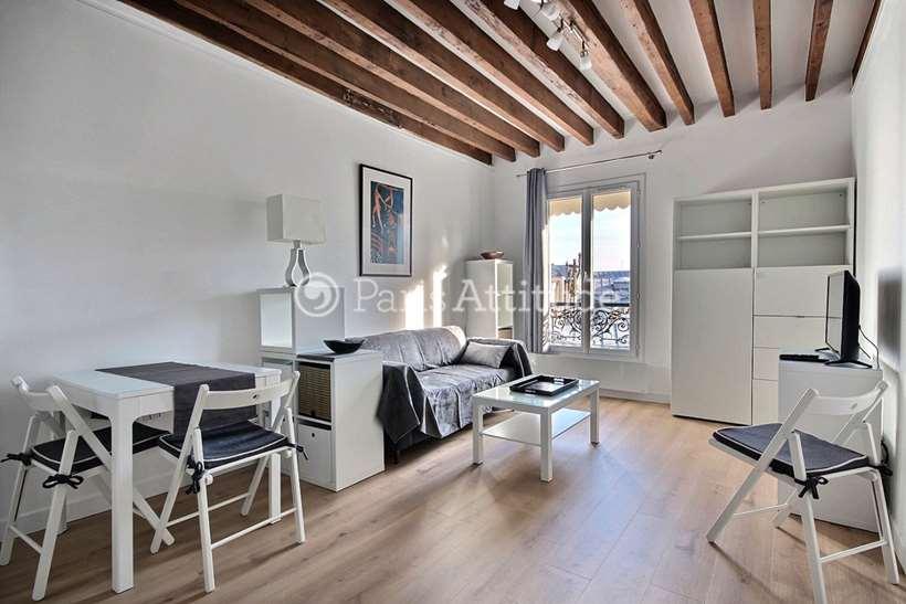 Aluguel Apartamento mobiliado 1 quarto 36m² rue Jean Baptiste Pigalle, 75009 Paris