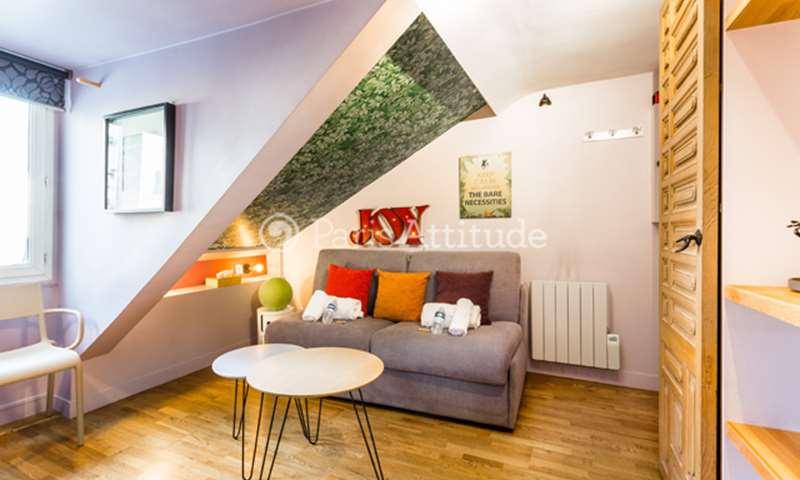 Aluguel Duplex Quitinete 17m² boulevard Saint Germain, 75006 Paris
