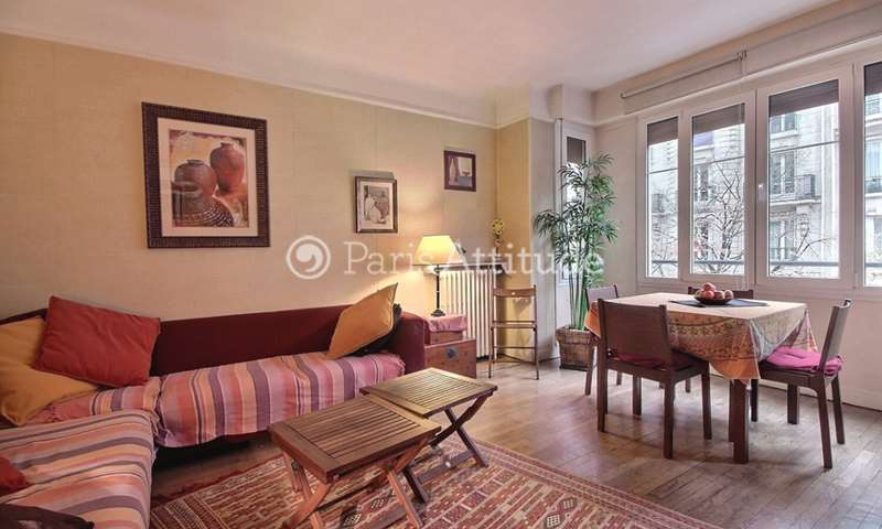 Rent Apartment 1 Bedroom 48m² rue Taine, 75012 Paris