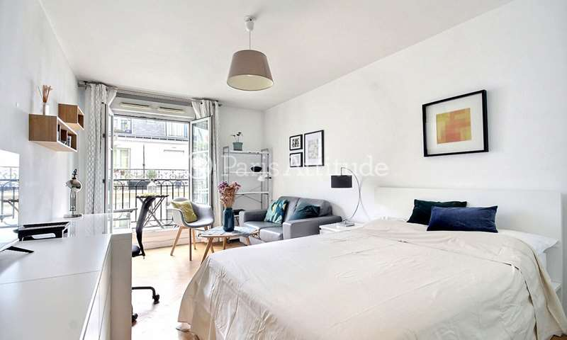 Rent Apartment Studio 30m² rue Sainte elisabeth, 75003 Paris