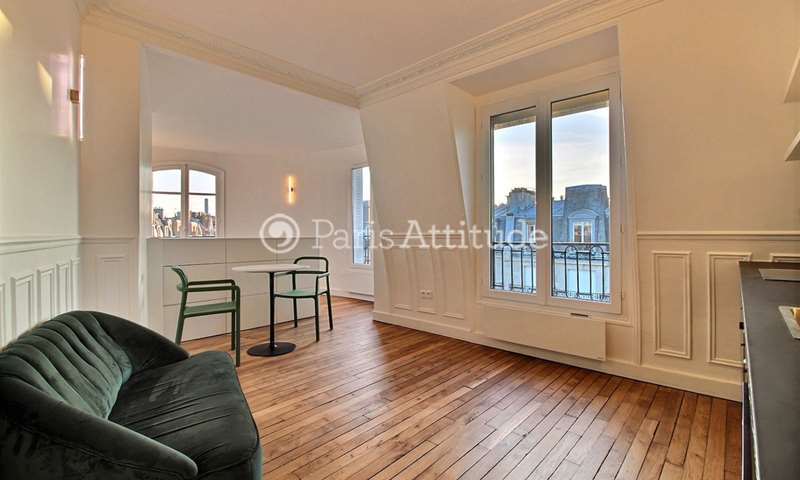 Rent Apartment Studio 28m² rue Charles Baudelaire, 12 Paris