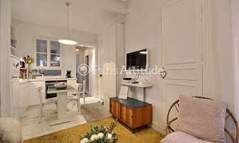 Rent Apartment 2 Bedrooms 47m² rue de Dunkerque, 9 Paris