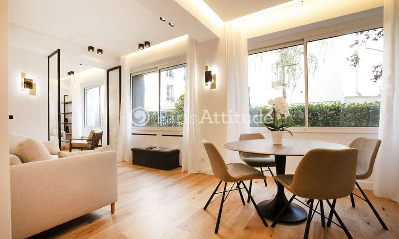 Rent Apartment 4 Bedrooms 100m² rue Nicolo, 16 Paris
