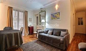 Rent Apartment 2 Bedrooms 54m² boulevard Pasteur, 15 Paris