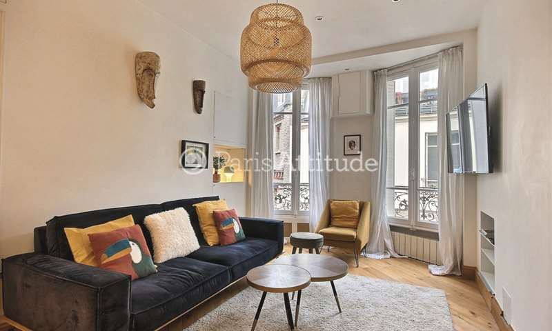 Location Appartement 2 Chambres 56m² rue Leon Vaudoyer, 7 Paris