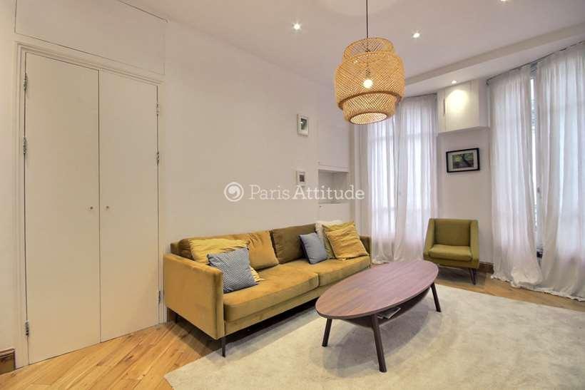 Rent furnished Apartment 2 Bedrooms 56m² rue Leon Vaudoyer, 75007 Paris