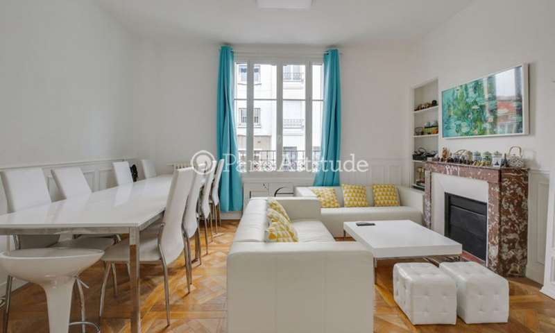 Rent Townhouse 3 Bedroom 100m² rue des Peupliers, 75013 Paris