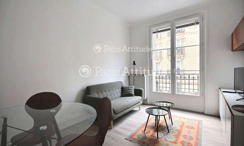 Rent Apartment 1 Bedroom 38m² rue de Plelo, 15 Paris