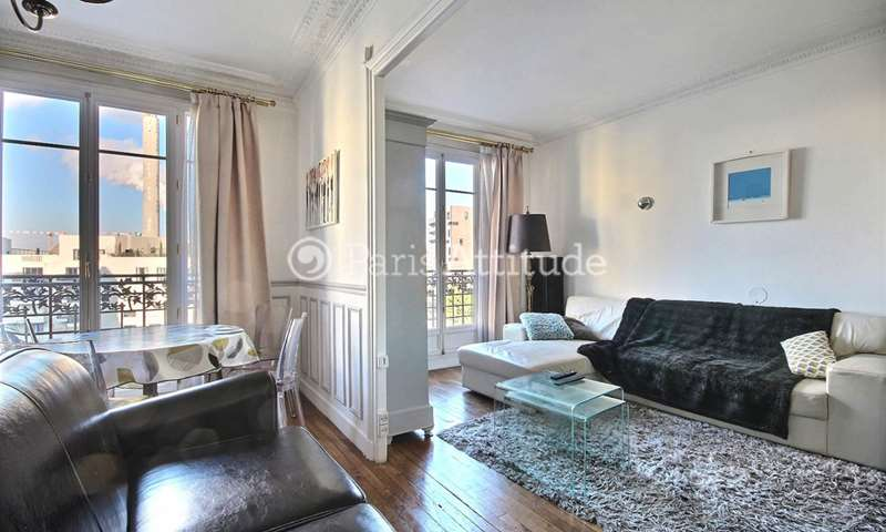 Rent Apartment 1 Bedroom 55m² Boulevard Victor Hugo, 93400 Saint Ouen