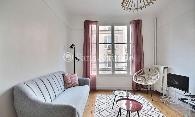 Rent Apartment 1 Bedroom 38m² rue de l Abbe Groult, 15 Paris
