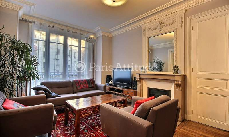 Rent Apartment 2 Bedrooms 87m² rue du Cher, 20 Paris