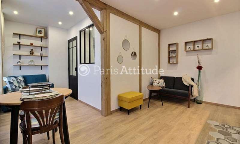 Location Appartement 1 Chambre 33m² rue du Petit Château, 94220 Charenton-le-Pont
