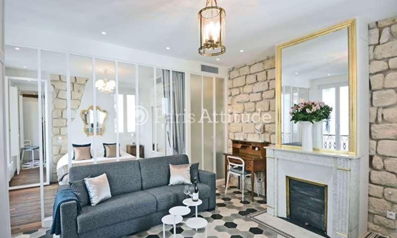 Rent Apartment 1 Bedroom 30m² rue des Rosiers, 75004 Paris