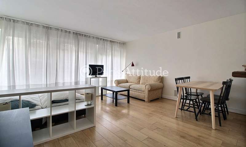 Location Appartement Studio 43m² rue Felicien David, 75016 Paris