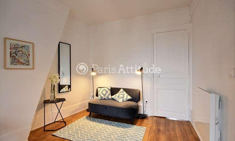 Location Appartement 1 Chambre 34m² rue Bardinet, 75014 Paris