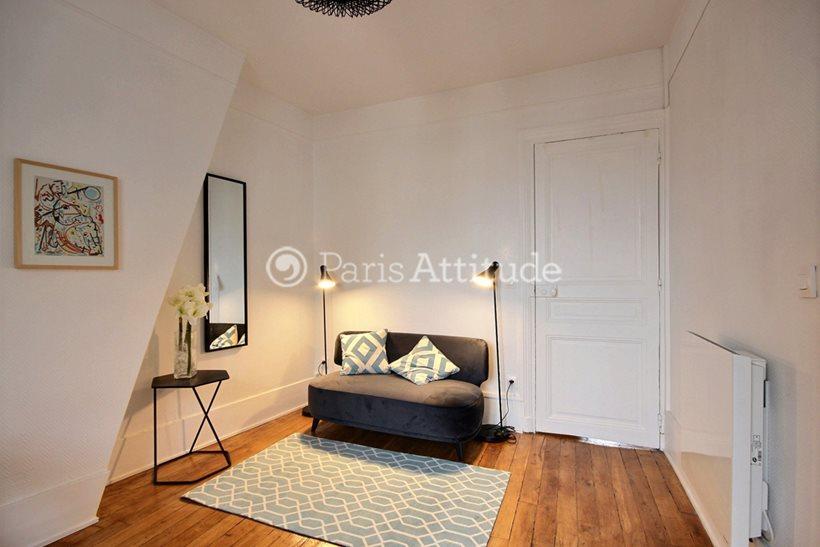 Rent furnished Apartment 1 Bedroom 34m² rue Bardinet, 75014 Paris