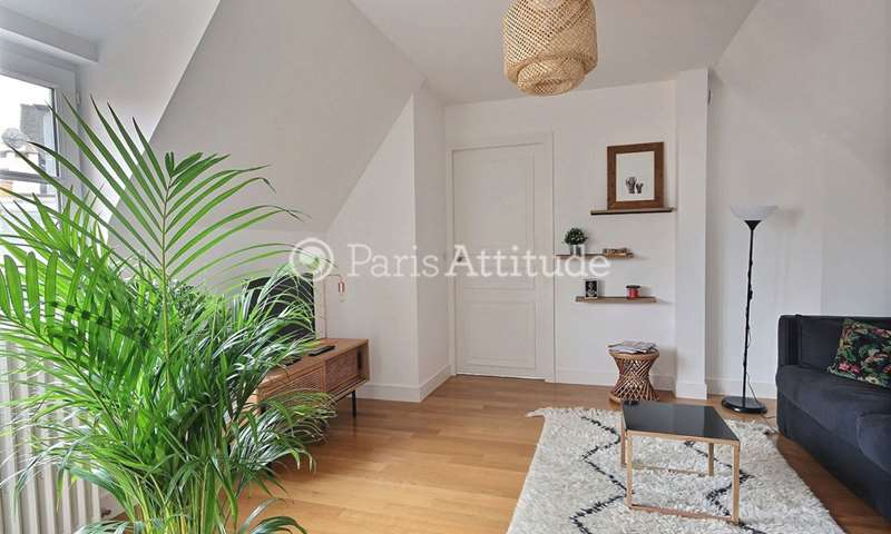 Rent Apartment 1 Bedroom 50m² avenue de Malakoff, 75016 Paris