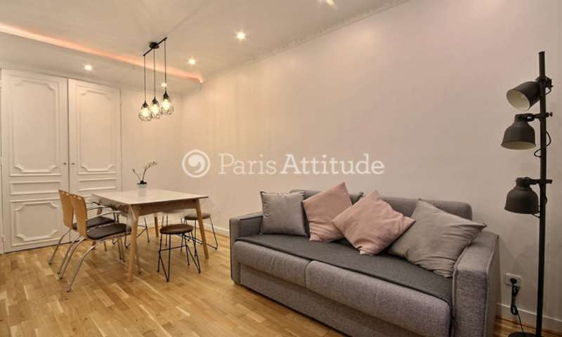 Rent Apartment 1 Bedroom 43m² boulevard de Strasbourg, 10 Paris