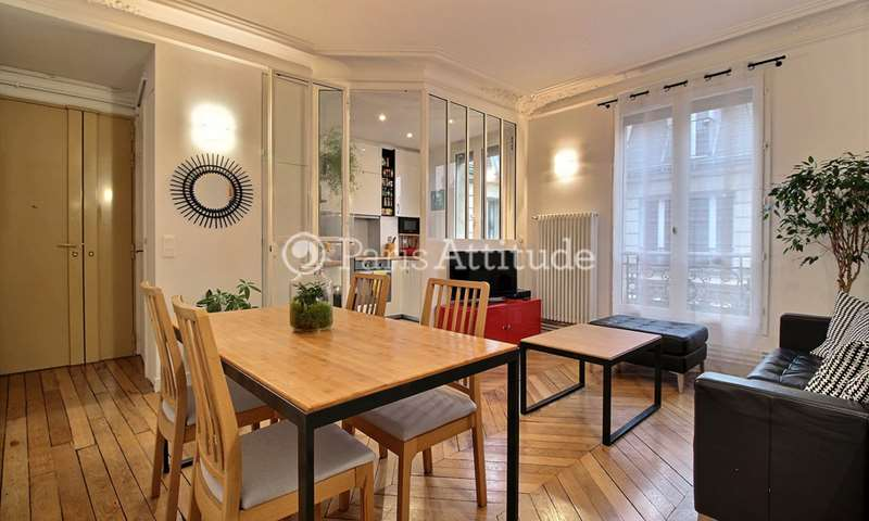 Rent Apartment 2 Bedroom 58m² rue Vital, 75016 Paris