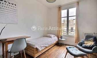 Rent Apartment Studio 21m² avenue Mathurin Moreau, 19 Paris